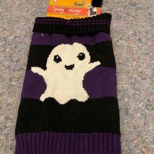 Brand new pet sweater costume ghost